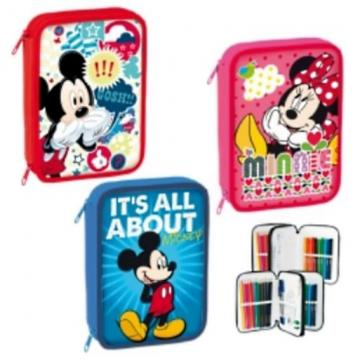 Penar dublu Disney Mickey-Minnie Mouse Perona - Hello Kids