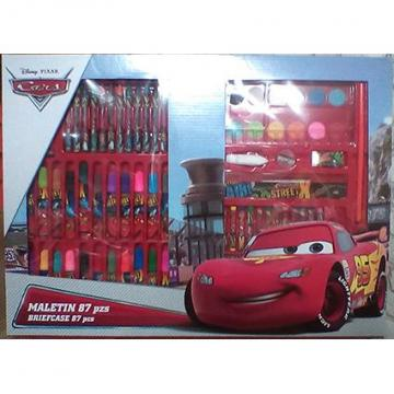 Set pictura 87 piese Micul Artist Disney Cars - Hello Kids