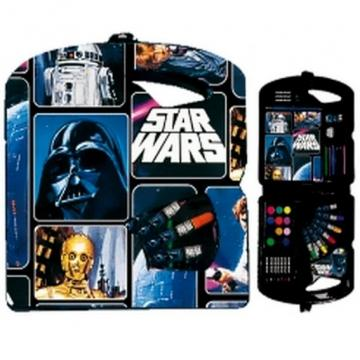 Set pictura-Micul artist-40 piese Star Wars Space - Hello Kids